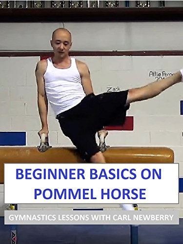 Beginner Basics on Pommel Horse