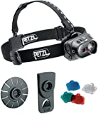 Petzl Tactikka XP Adapt headlamp black headlamp