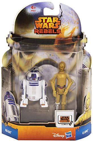 Hasbro 81292 - Star Wars Mission 2 Personaggi, Assortiti