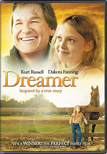 DVD : Dreamer: Inspired by a True Story (Widescreen, Dolby, AC-3)