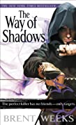 The Way of Shadows (The Night Angel Trilogy) by Brent Weeks cover image