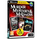 Murder, Mystery & Madness Triple Pack...
