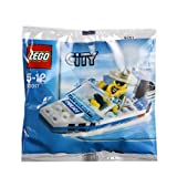 LEGO City: Police Boat Dinghy Set 30011 (Bagged)