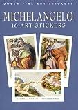 Michelangelo: 16 Art Stickers (Dover Art Stickers)