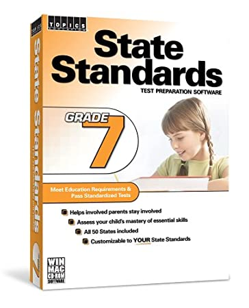 State Standards 7th Grade