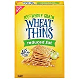 Wheat Thins Crackers (Reduced Fat, 8.5-Ounce Box)