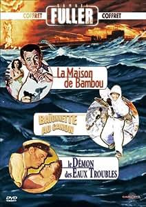 La Maison de bambou / Baïonnette au canon / Le Démon des eaux troubles - Coffret 3 DVD