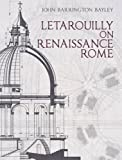 img - for Letarouilly on Renaissance Rome (Dover Architecture) book / textbook / text book