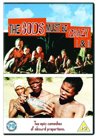 The Gods Must Be Crazy II [DVD] [Import]