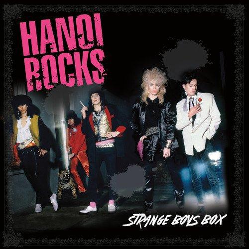 Hanoi Rocks - Strange Boys