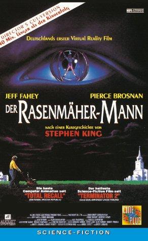 Der Rasenmäher-Mann [VHS] [Director's Cut]