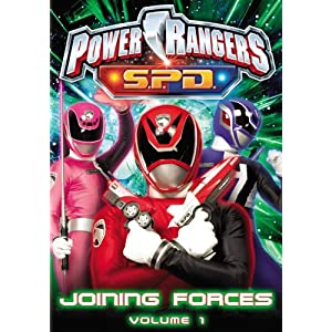 Power Rangers SPD - Joining Forces (Vol. 1) movie