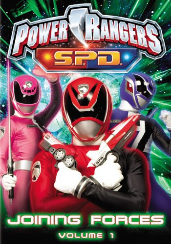 Power Rangers Spd 1: Joining Forces [DVD] [Import]