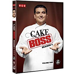 Cake Boss Season 4 Vol. 2