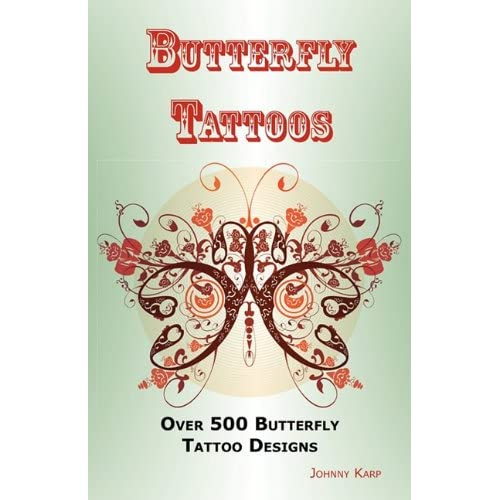 Butterfly Tattoos: Over 500 Butterfly Tattoo Designs, Ideas and