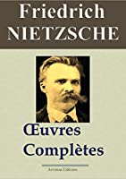 Friedrich Nietzsche : Oeuvres  compl�tes   (24 titres annot�s)