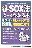 ポケット図解 最新J‐SOX法がよーくわかる本 (Shuwasystem Business Guide Book)