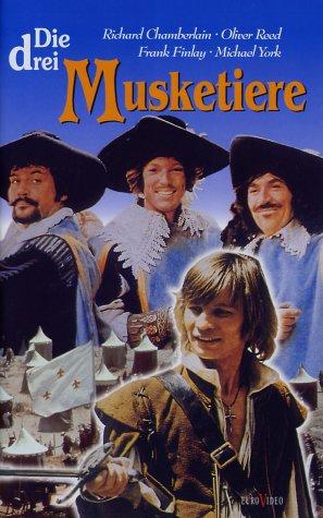 Die drei Musketiere [VHS]