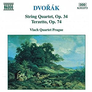 Dvorak: Streichquartette 34 Vlach