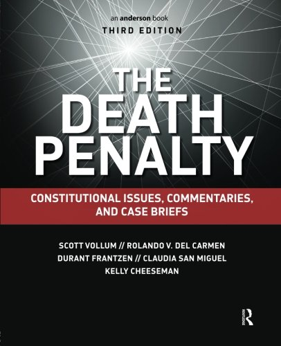 an analysis of the controversial issue of capital punishment in the united states Name professor course date controversy analysis-death penalty death penalty is a capital punishment whereby the criminal offender is sentenced to death through.