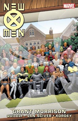 New X-Men By Grant Morrison 03