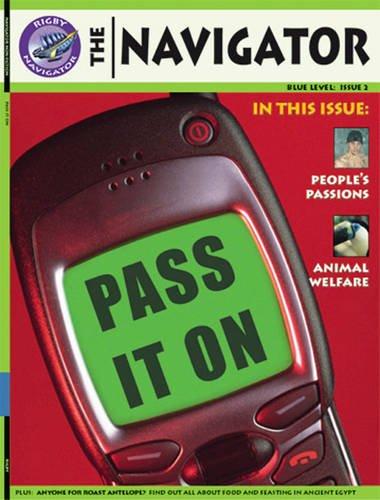 Navigator Non Fiction Yr 5/P6: Pass it on Book (Navigator Fiction)
