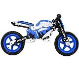 Kinder Laufrad 'GTX' Mottorad mit Lenkung und höhenverstellbaren Sitz in