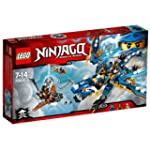 LEGO NINJAGO 70602 - Jays Elementardr...