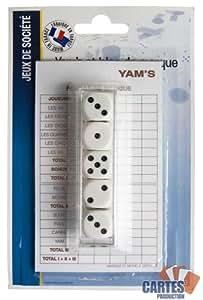 Yam's et bloc de marque