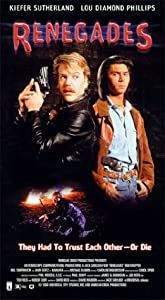Renegades [VHS]
