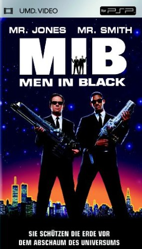 Men in Black [UMD Universal Media Disc]