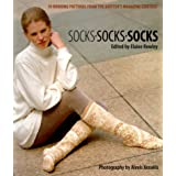 Socks - Socks -  Socks: 70 Winning Patterns from Knitter's Magazine Contest ~ Elaine Rowley