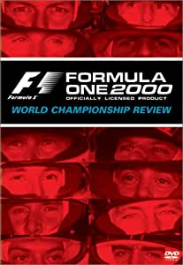 Formula One 2000: World Championship Review (Full Screen) [Import]