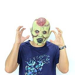 ANPHSIN Scary Halloween Masks- Spooky Brain