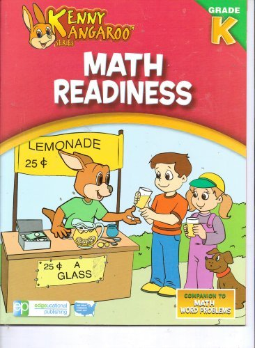 Kenny Kangaroo Math Readiness Grade K (Kindergarten)