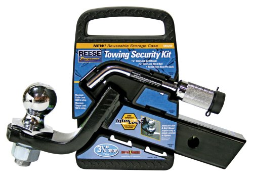New Reese Towpower 7005200 Class III Towing Security Kit