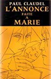 img - for L'annonce faite a marie book / textbook / text book