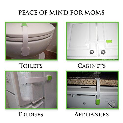 Babysafe child safety locks child safety cabinet locks for Child safety lock for kitchen cabinets