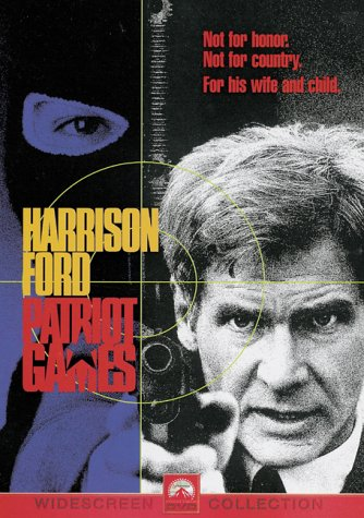 Cover art for  Patriot Games