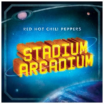 Red Hot Chili Peppers - Stadium Arcadium (Proper Retai - Zortam Music
