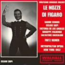 Wolfgang Amadeus Mozart: Le Nozze di Figaro (New York 1952)