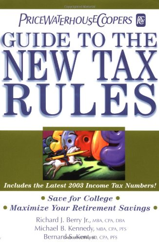 the-pricewaterhousecoopers-guide-to-the-new-tax-rules