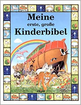 Meine erste große Kinderbibel.: Jillian Harker: 9783933241849: Amazon