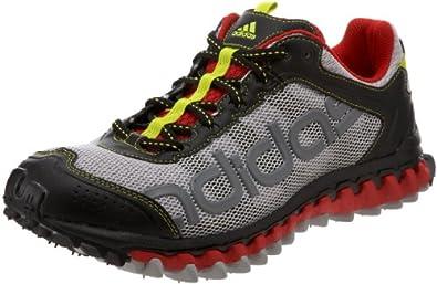 adidas Men's Vigor TR Running Shoe,Metallic Silver/Red/Black,6.5 M US