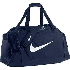 Nike Club Team Sports Bag - 68.5 x 34 x 33 cm, Blue (Midnight Navy/Mdnt Navy/White)