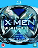 Image de X-men Quadrilogy [Blu-ray] [Import anglais]