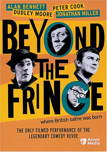 Cover art for  Beyond the Fringe