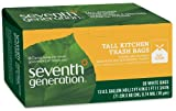Seventh Generation - Tall Kitchen Trash Bags 13 Gallon