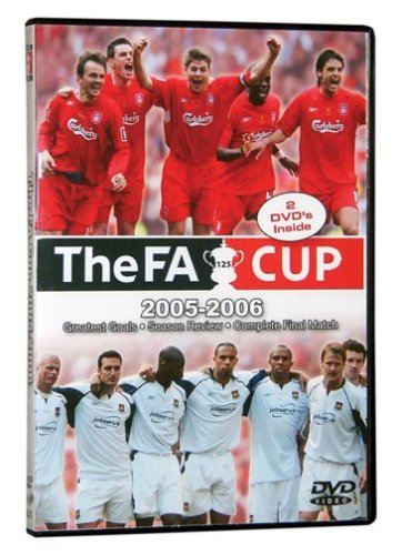 The FA Cup 2006: Greatest Goals, Season Reveiw & Complete Final Match