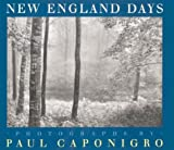 New England Days (Imago Mundi Book) (1567922163) by Paul Caponigro